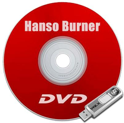 Hanso Burner 2.6.0.0 Rus Portable by Valx