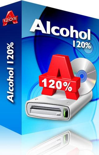 Alcohol 120% 2.0.3.6839 RePack by KpoJIuK