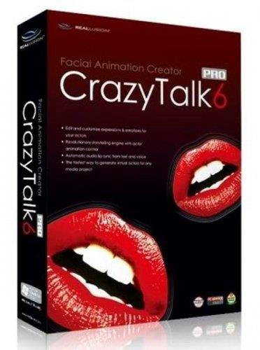 CrazyTalk PRO 6.21 Build 1921.1 [Eng / Rus]
