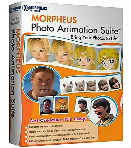 Morpheus Photo Animation Suite v3.17 Build 4188.0 Industrial + Portable by Valx