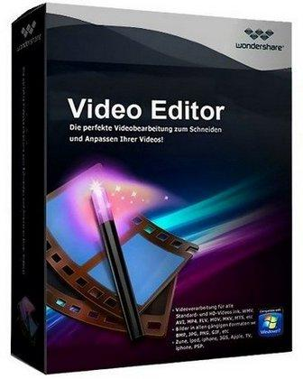 Wondershare Video Editor 5.1.3 (2015) | PC