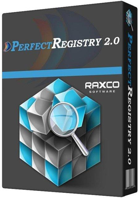 Raxco PerfectRegistry 2.0.0.2679 Portable by Nbjkm