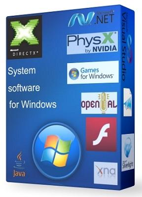 System software for Windows 2.5.3 (2015) PC