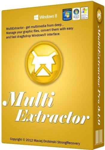 MultiExtractor Pro 3.3.0 RePack by AlekseyPopovv