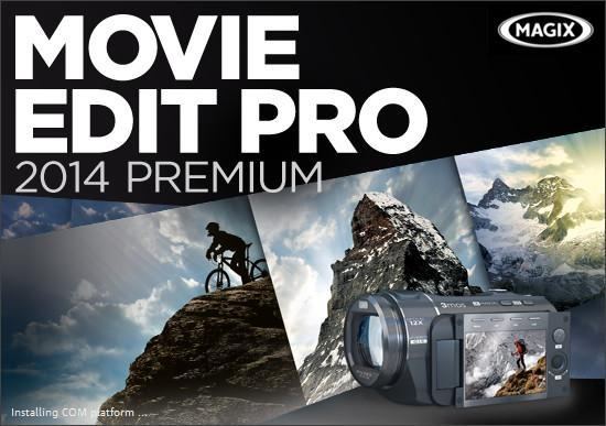 MAGIX Movie Edit Pro 2014 Premium 13.0.1.4 RePack by PooShock