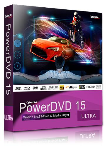 CyberLink PowerDVD Ultra 15.0.1510.58 (2015) РС