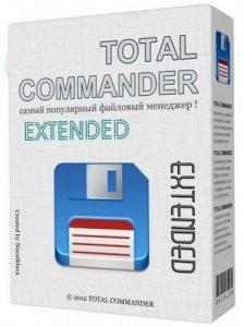 Total Commander 8.01 Extended 6.5 + Portable [Eng/Rus]
