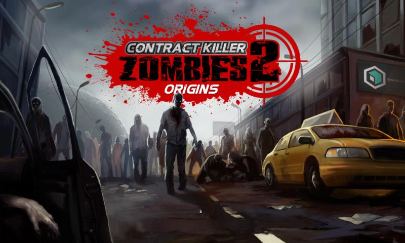 Contract Killer Zombies 2 + Hack iOS