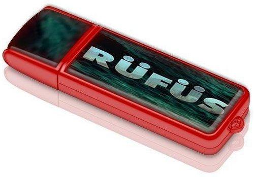 Rufus 1.4.7 build 455 Portable