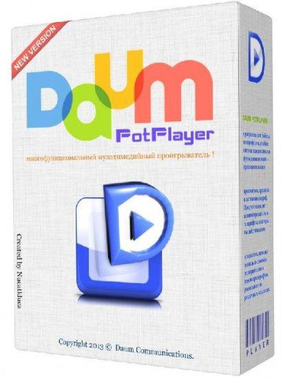 Daum PotPlayer 1.5.36205 Stable RePack/Portable by D!akov (Тихая установка)