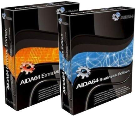 AIDA64 Extreme | Engineer | Business | Network Audit Edition 5.20.3400 RePacK by KpoJIuK