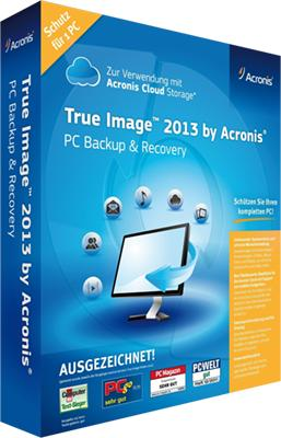 Acronis True Image Home 2013 v16.6514 Eng + Activation + Boot СD