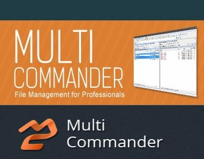 Multi Commander 5.5.0 build 1975 (2015) PC | + Portable