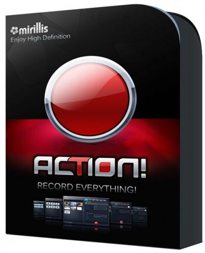 Mirillis Action! 1.18.0 RePack by D!akov