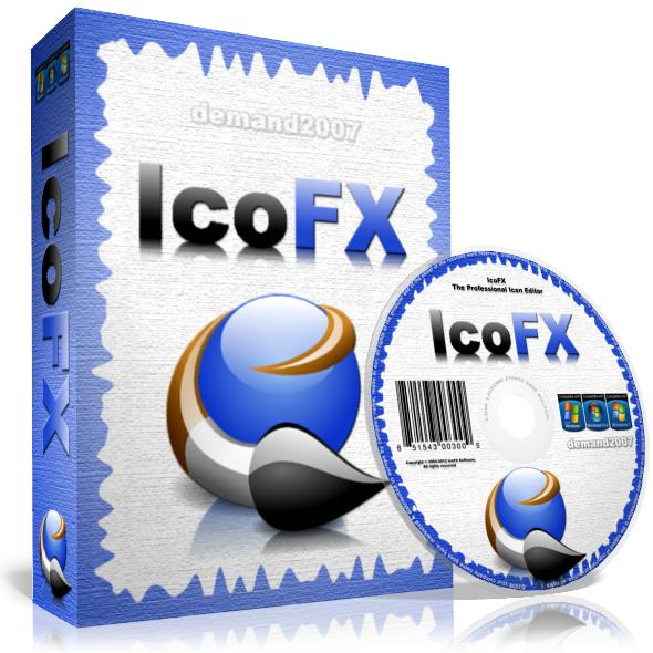 IcoFX 2.4 Final (Rus/Eng) RePack + Portable by D!akov