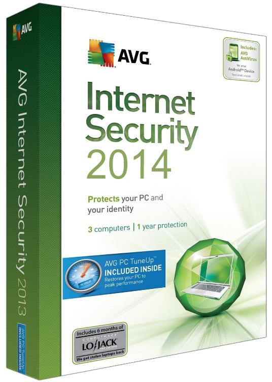 AVG Internet Security 2014 14.0.4117 Final