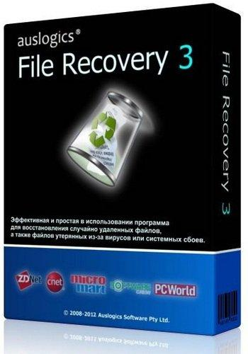 Auslogics File Recovery 4.5.0.0 (Eng)