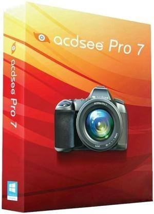 ACDSee Pro 7.0 Build 137 Final RePack х 86