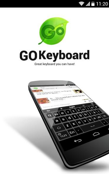 GO Keyboard v.2.23 [Android]