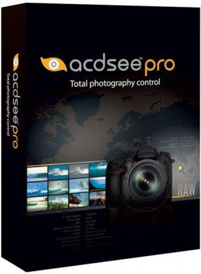 ACDSee Pro 6.2 Build 212 Final (x86/x64) Rus RePack by KpoJIuK (Тихая установка)