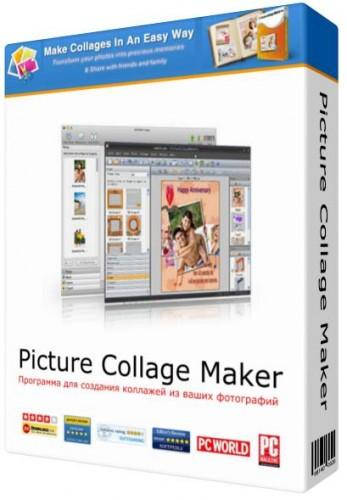 Picture Collage Maker Pro v.4.1.3 (2014/Multi) Portable by kOshar
