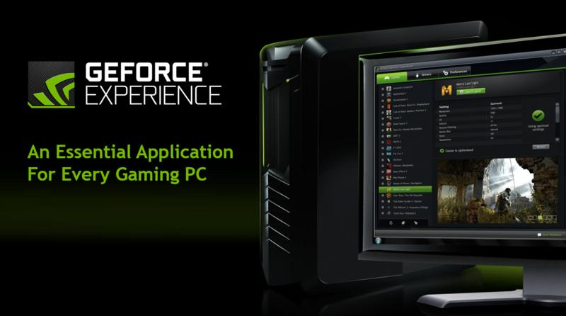 GeForce Experience 1.7.0.0