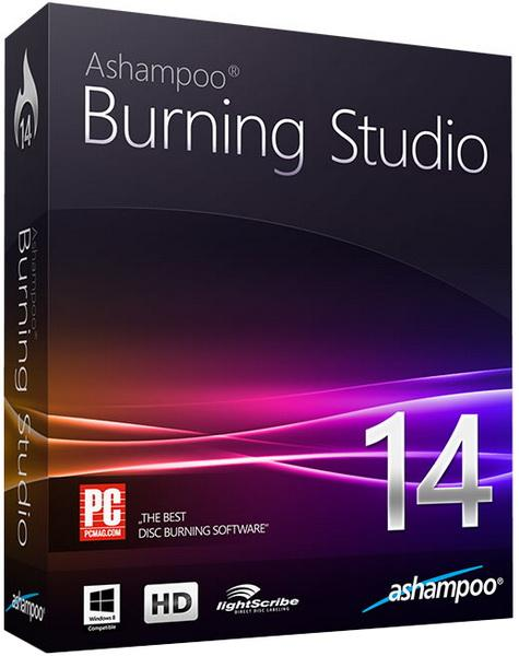 Ashampoo Burning Studio 14.0.4.2 Final RePacK by KpoJIuK
