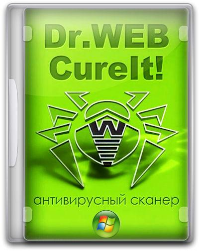 Dr.Web CureIt! 9.1.2.08270 (DC 04.10.2014) Portable ML/Rus