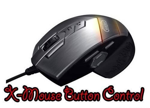X-Mouse Button Control 2.6 RuS + Portable