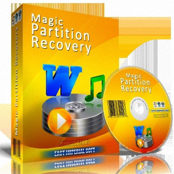 Magic Partition Recovery 2.1 RePack by D!akov