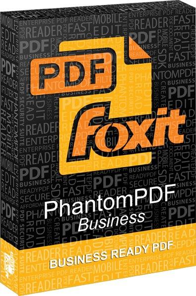 Foxit PhantomPDF Business 6.1.3.0321 RePack by KpoJIuK (Тихая установка)