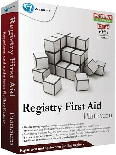 Registry First Aid Platinum 9.3.0 Build 2207+ Portable by Valx