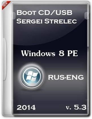 Boot USB Sergei Strelec 2014 v.5.3