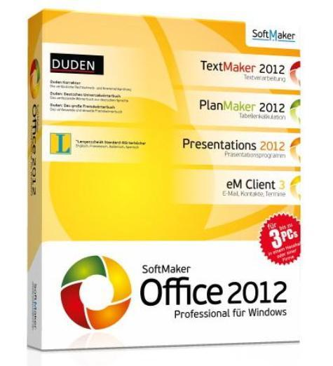 SoftMaker Office Professional 2012 rev 698 Portable by *PortableAppZ*