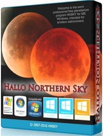 Hallo northern sky 3.1.2е (2016) PC | Portable by Spirit Summer