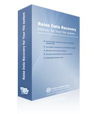 Raise Data Recovery for FAT / NTFS 5.12.1 Rus