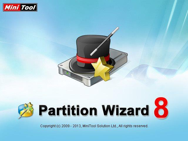 MiniTool Partition Wizard Professional 8.1 *Russian*