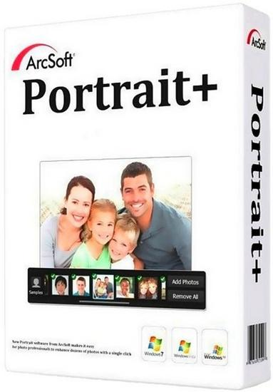 ArcSoft Portrait+ 2.1.0.237 Rus RePack/Portable by D!akov (Тихая установка)