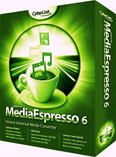 CyberLink MediaEspresso v 6.7.4131.47226 Final (2013) ML|RUS