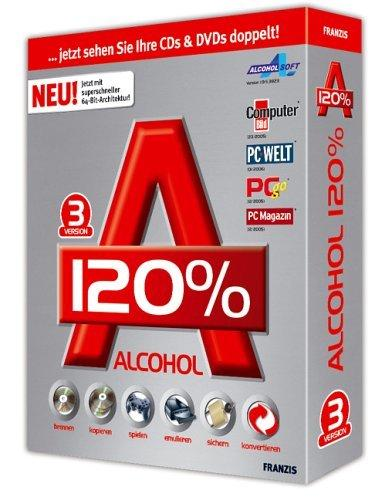 Alcohol 120% 2.0.3.7612 RePack by KpoJIuK