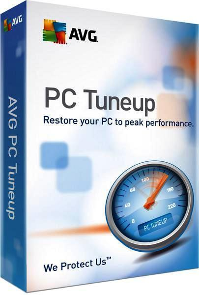 AVG PC TuneUp 2014 14.0.1001.295 Portable