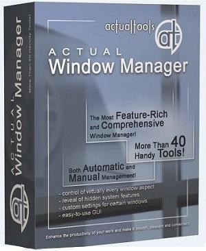 Actual Window Manager 8.0 Final