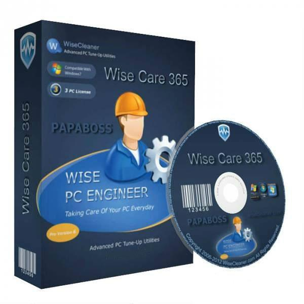 Wise Care 365 Pro 2.26 Build 182 Final Rus + Portable