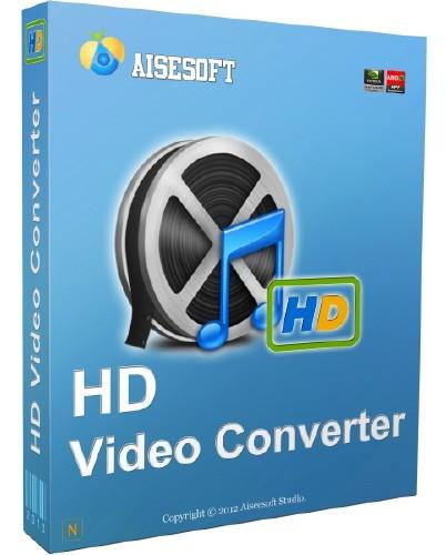 Aiseesoft HD Video Converter 6.3.60.23154 + Rus