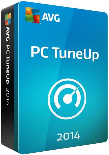AVG PC Tuneup 2014 14.0.1001.380 RePacK by KpoJIuK