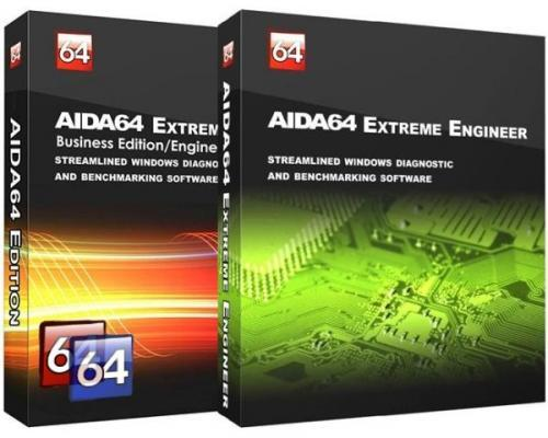 AIDA64 Extreme | Engineer | Business Edition 4.50.3000 Final RePacK by KpoJIuK