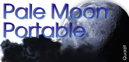 Pale Moon Portable 24.7.1 x86 by Quartz1t (обновлена 8.08.14)