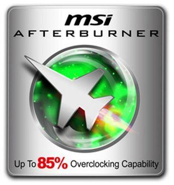 MSI Afterburner 4.1.1 Final (2015) PC