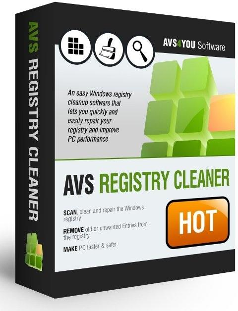 AVS Registry Cleaner 2.3.3.258