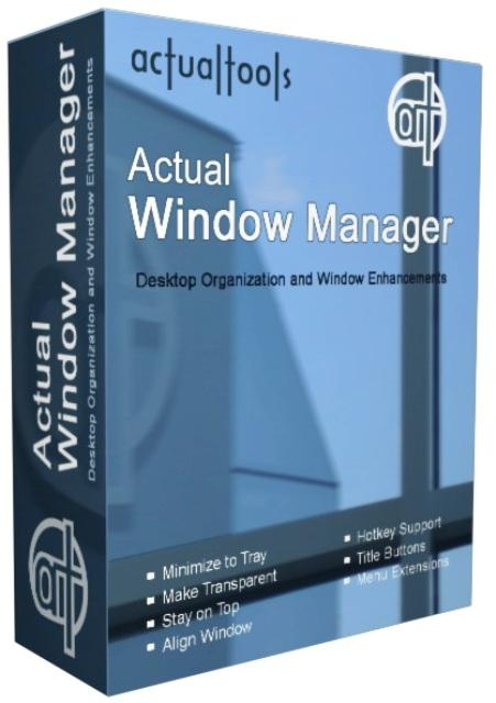 Actual Window Manager 8.1.2